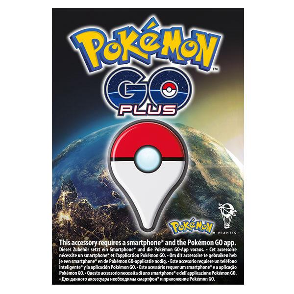 Pokémon GO Plus accessoire