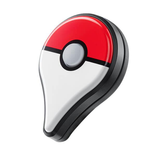 Pokémon GO Plus het apparaat