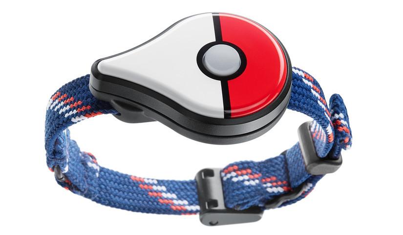 Pokémon Go Plus met polsband