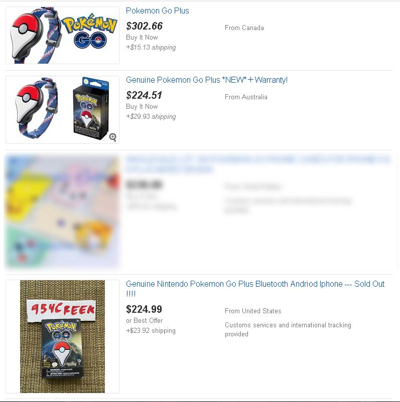 Belachelijk hoge prijzen op eBay